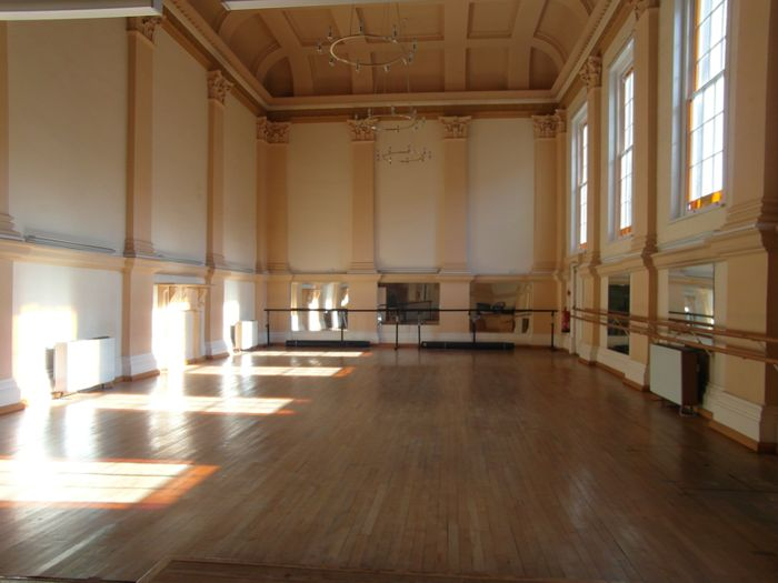 Cecilia Hall Dance Centre - August 2015